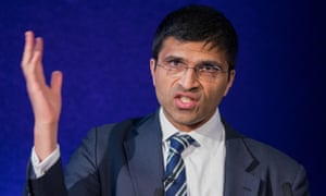 Nikhil Rathi, chief executive of the Financial Conduct Authority