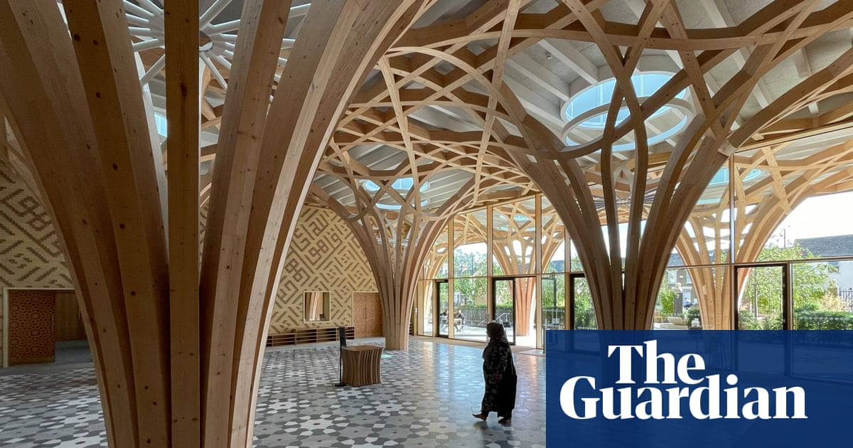 Stirling prize shortlist: from mosque stunner to neo-neolithic flats