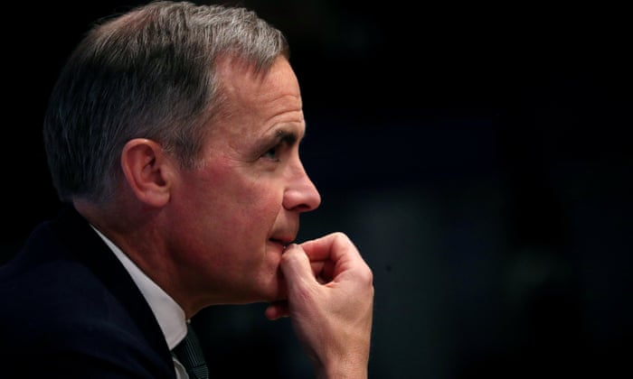 Mark Carney says Brexit is 'acid test', as world economy