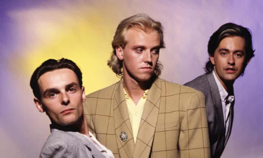 'We went for the jugular' … Heaven 17 in the early 80s.