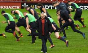 Warren Gatland has plenty to contemplate on the eve of his final Six Nations game with Wales.