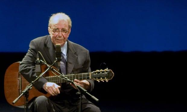 João Gilberto obituary