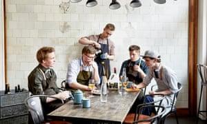 Restaurant Hærværk, Aarhus, Denmark