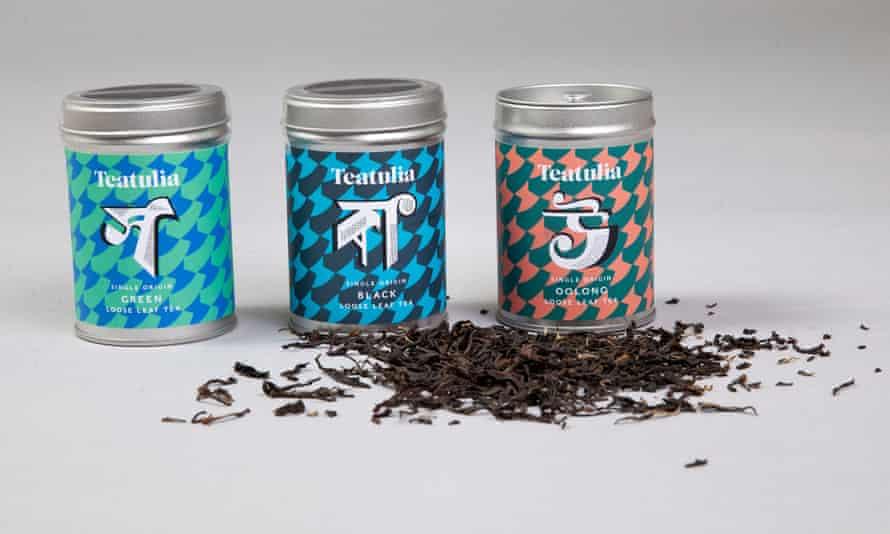Teatulia Tea Selection