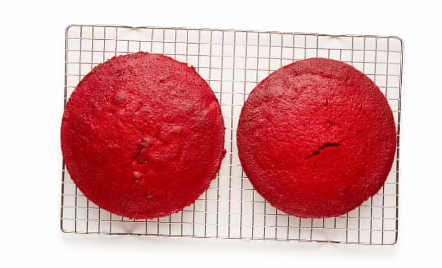 Felicity Cloake's red velvet cake 07