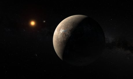 Proxima Centauri planet could tell us about alien life in the universe