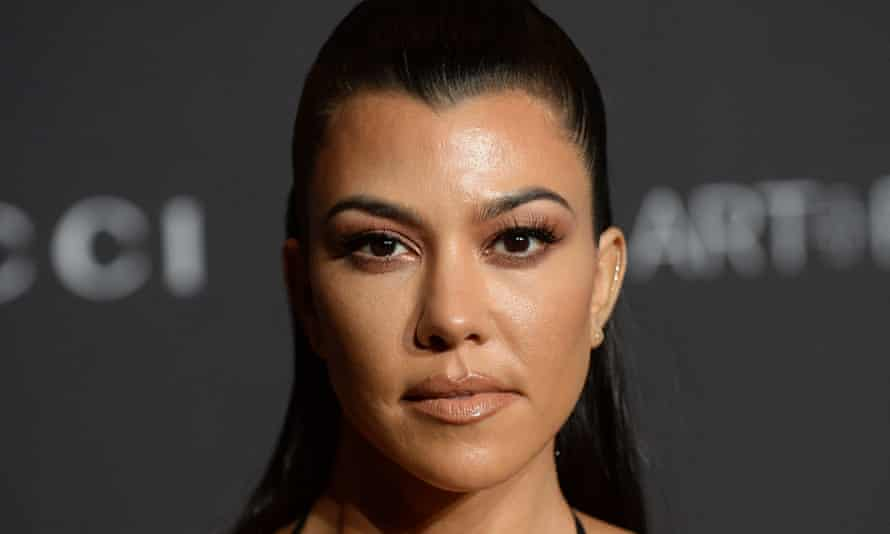 Kourtney Kardashian, whose new lifestyle blog is titled after six-year-old daughter's nickname.
