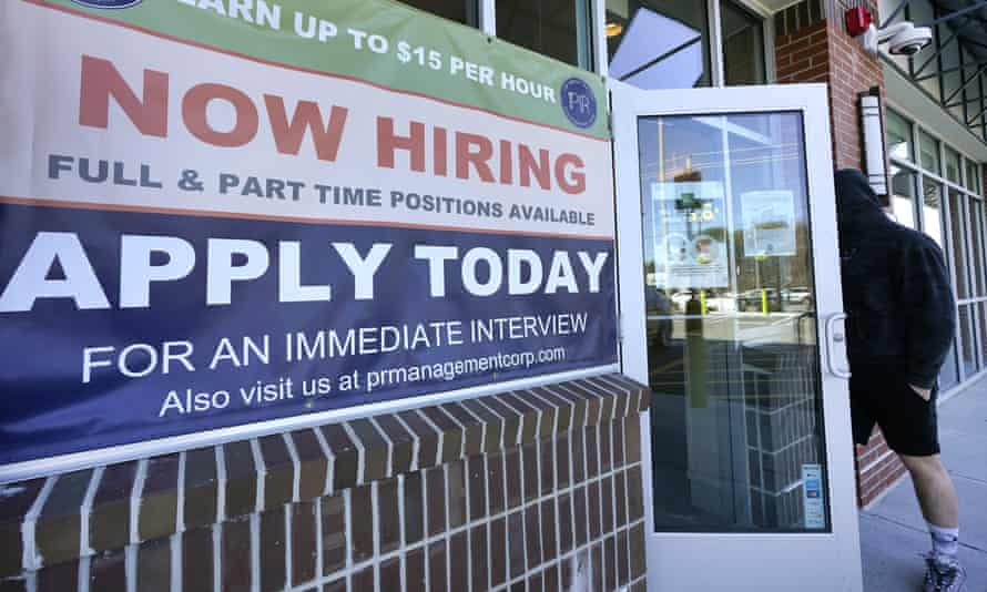 Across the US, restaurant owners are reporting having trouble finding employees.