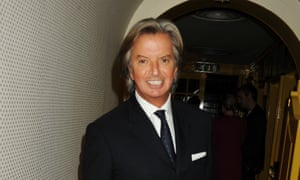 Richard Caring, pictured in 2010.
