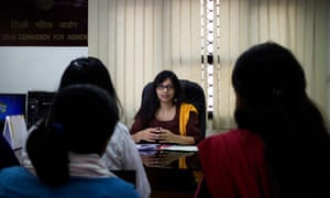 Swati Maliwal, the youngest ever women's commissioner in Delhi