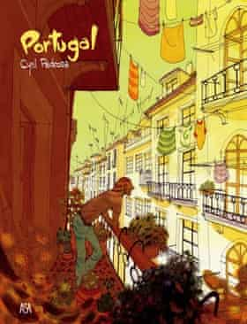 Portugal by Cyril Pedrosa