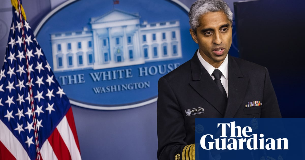 US surgeon general: Covid misinformation 'spreading like wildfire' on social media