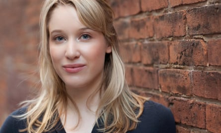 Verve and charm … Chloe Benjamin