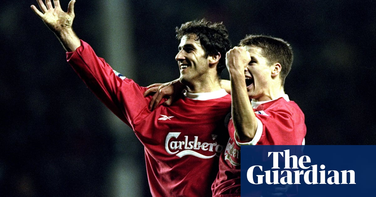 My favourite game: a perfect view of another Liverpool v Newcastle classic   Gregg Bakowski