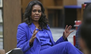 Michelle Obama on being the first African American first lady: 'I was 'other' almost by default.'