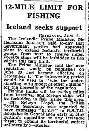 Manchester Guardian, 3 June 1958.