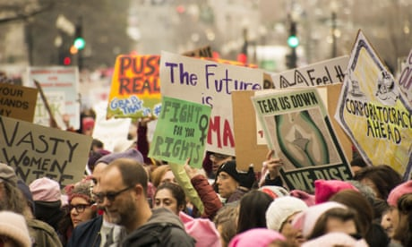Think the Women's March wasn't radical enough? Do something about it