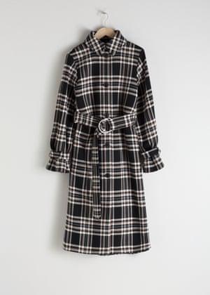 Stories trench coat