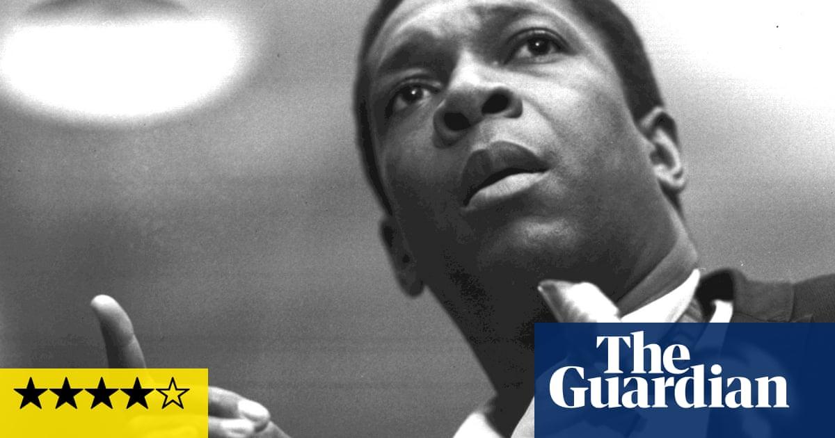 John Coltrane: A Love Supreme Live in Seattle review