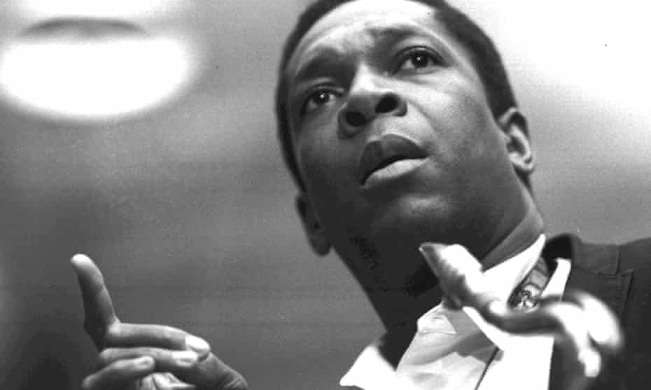 Instantly identifiable timbre … John Coltrane.