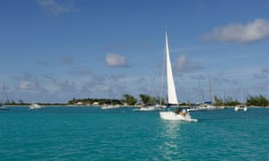Anegada, which will host its annual Kiteboarding and Paddle Festival in March.