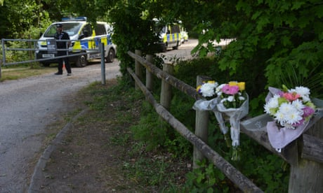 Man, 29, charged with murder of Hampshire teenager Louise Smith