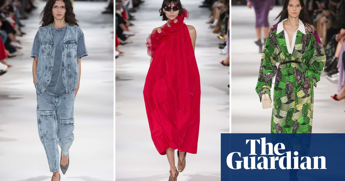 0d78a2ef1d03 Paris fashion week spring summer 2018  the key shows – in pictures ...