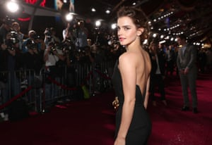 Los Angeles, California: Emma Watson