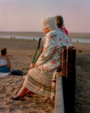Floral Jacket, Wells-Next-The-Sea, North Norfolk.