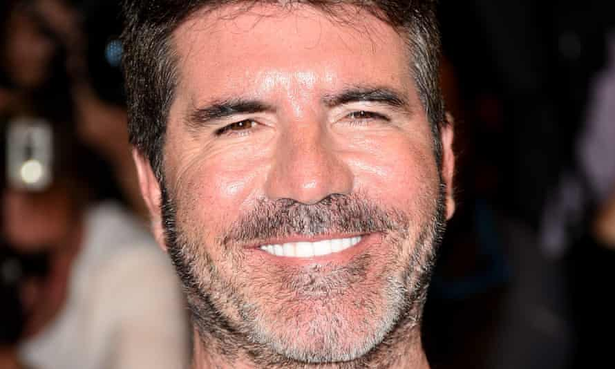 Simon Cowell laughs off the ratings threat from Strictly Come Dancing.
