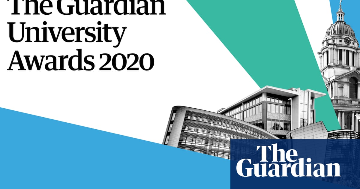 University Awards 2020: entries now open