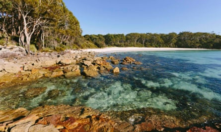 Greenfield Beach, Jervis Bay National Park, Australia