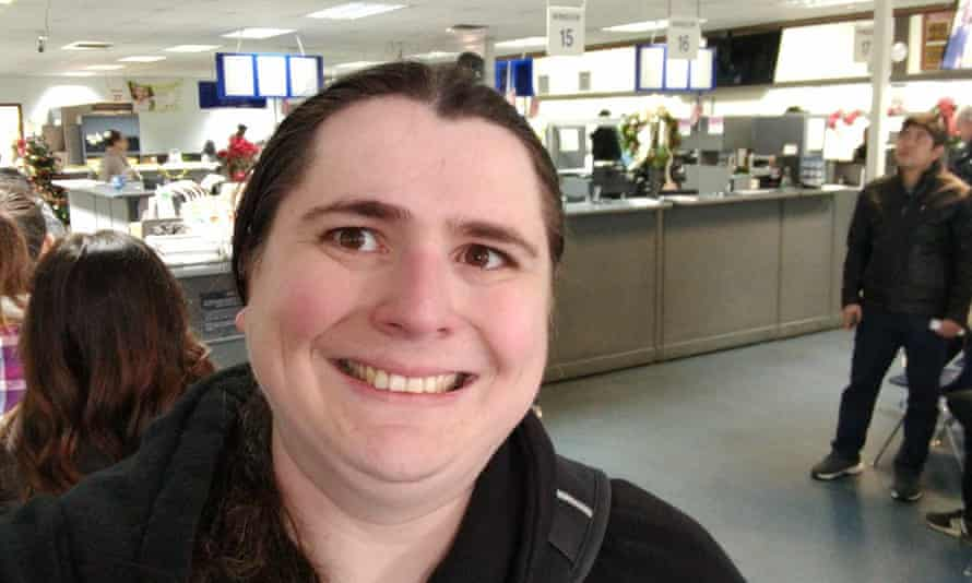 Alon Altman live-tweeted their experience at the DMV getting an ID with the new 'X' gender option.