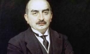Contemporary echoes … the Turkish-born Armenian oilman Calouste Gulbenkian in 1950.