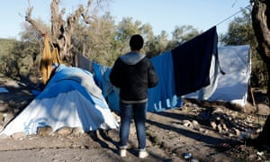Ahmed, 17, from Syria