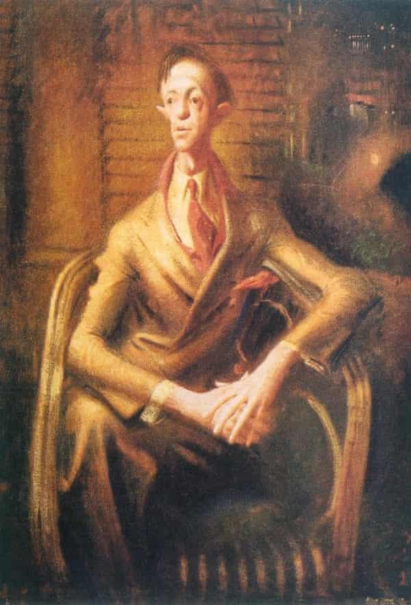 William Dobell's portrait of Joshua Smith