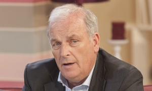 Kelvin MacKenzie was editor of the Sun from 1981 until 1994.