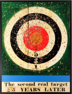 Second Real Print Target – Peter Blake