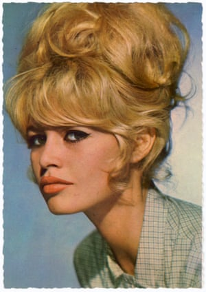 Bardot's choucroute beehive