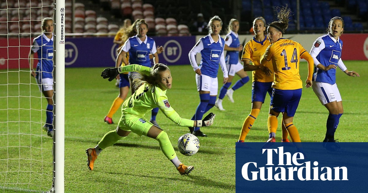 Birmingham City Women dismayed as Spurs awarded win for called-off game