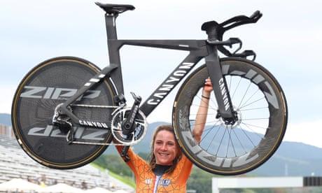 Van Vleuten quells Olympic road race pain with gold in women's time trial