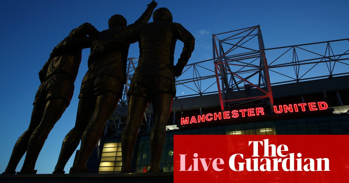 Manchester United v Club Brugge: Europa League last 32, second leg – live! - the guardian