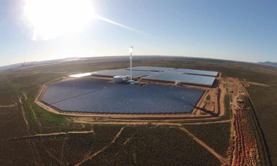 Sundrop farms in South Australia