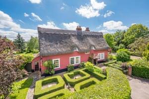Fantasy : coloured : Little Waldingfiled, Suffolk