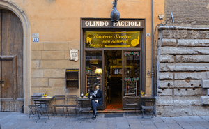 Enoteca Storica Faccioli, Bologna, Italy