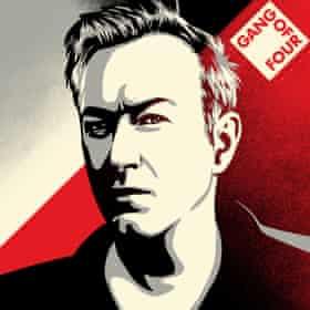 The Anti Hero EP artwork by Shepard Fairey.