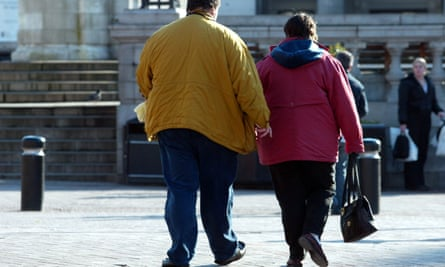 Overweight people in Hull