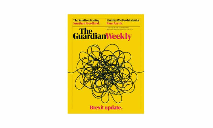 Guardian Weekly - six issues for only £6