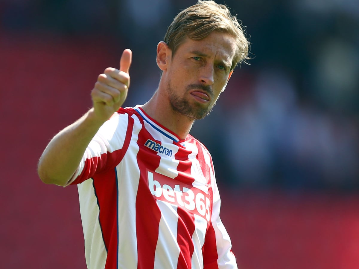 Peter Crouch retires from football at the age of 38 | Football | The  Guardian