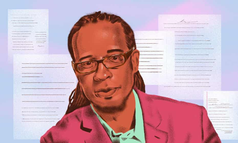 """""""A racist or antiracist is not who we are, but what we are doing in the moment,"""" writes Ibram X Kendi"""